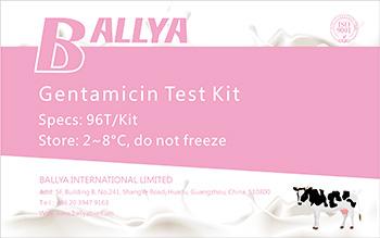 Gentamicin-Test-Kit