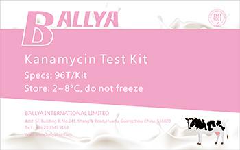 Kanamycin-Test-Kit