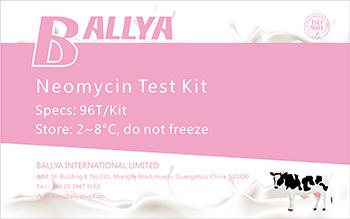 Neomycin-Test-Kit
